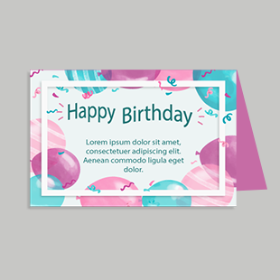 A6 Greeting Cards
